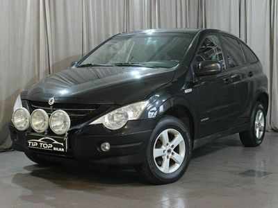 begagnad Ssangyong Actyon 2.0 D 4WD (141hk)