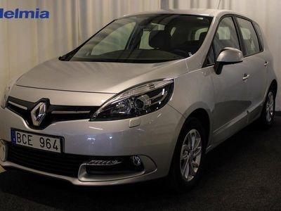 begagnad Renault Scénic III 1,5 dCi 110 Exception EDC -14