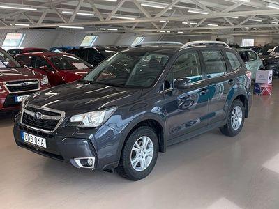 begagnad Subaru Forester 2.0 4WD AUT XS DRAG + V-HJUL