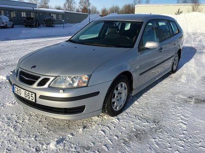 gebraucht Saab 9-3 SportCombi 1.8t Linear 150hk