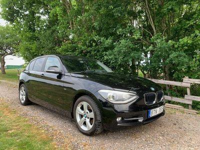 begagnad BMW 116 i Sport line