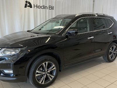 begagnad Nissan X-Trail DIG-T 160 N-CONNECTA 2WD DCT 5 SEATS