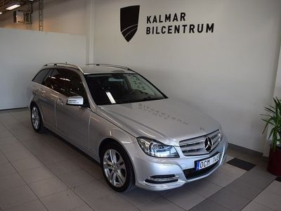 begagnad Mercedes C180 Kombi 7G-Tronic Plus Euro 6 156hk