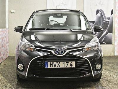 begagnad Toyota Yaris 1.5 HSD 5dr (75hk), Leasbar