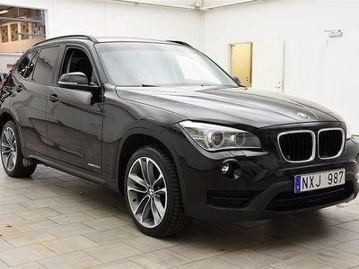 begagnad BMW X1 xDrive* 20d 184hk SPORTLINE