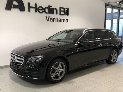 begagnad Mercedes E300 Plug-In Hybrid