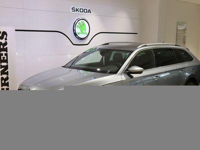 begagnad Skoda Superb COMBI COM L&K TDI 190 DSG 4X4