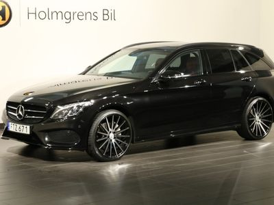 begagnad Mercedes C250 D Kombi 4Matic Panorama / Nav / Brabus