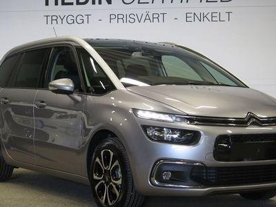 begagnad Citroën C4 SpaceTourer GRAND130HK SHINE AUTOMAT