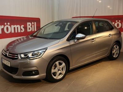 begagnad Citroën C4 1.2 Puretech Feel Plus 130hk