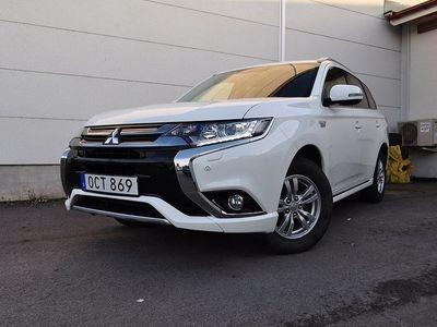 brugt Mitsubishi Outlander P-HEV 2.0 Hybrid 4WD CVT 203hk