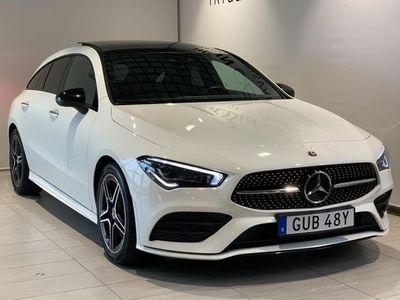 begagnad Mercedes 250 CLA Benz4MATIC Shooting Brake 2020, Sportkupé 429 900 kr