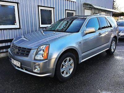 begagnad Cadillac SRX 3.6 V6 AWD / 7-SITS / AUTOMAT
