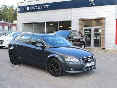 begagnad Audi A3 Sportback 1.6 Ambition 2009, Halvkombi 64 900 kr