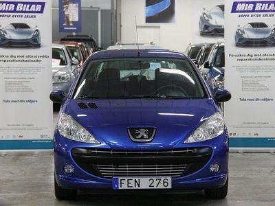 begagnad Peugeot 206+ 1.4 NY BESIKTAD NY SERVAD NY KAMREMSATS BYT