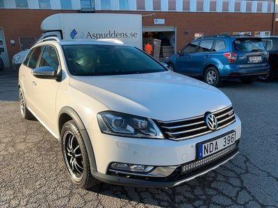 begagnad VW Passat Alltrack 2.0 TDI 177hk 4M