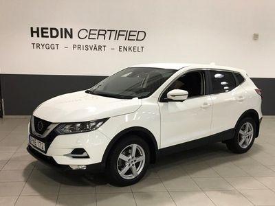begagnad Nissan Qashqai N-CONNECTA AUTOMAT 2018, SUV Pris 177 900 kr