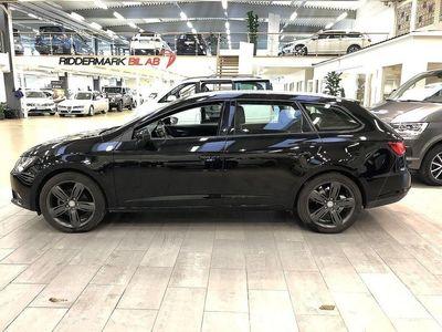begagnad Seat Leon ST 1.6 TDI 110hk EU6 DRAG