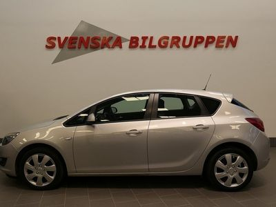 brugt Opel Astra 1.6 5DR Acc Aux F-hållare S+V-hjul