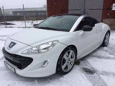 begagnad Peugeot RCZ SPORT 200HK NYSERVAD MKT FIN