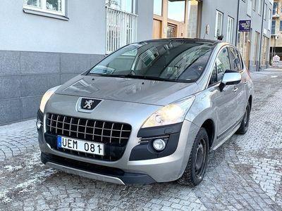 begagnad Peugeot 3008 1.6 HDi FAP 109hk