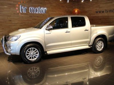 begagnad Toyota HiLux 3,0 D-4D 4WD DH Aut/ Drag/ Front -15