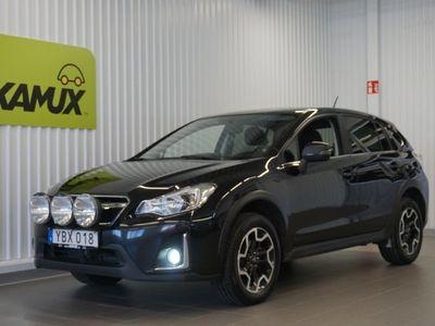 used Subaru XV 2.0 4WD Sport Drag S&V-Hjul (147hk)