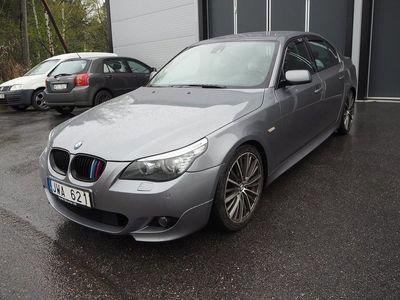 begagnad BMW 525 d Sedan M Sport 197hk