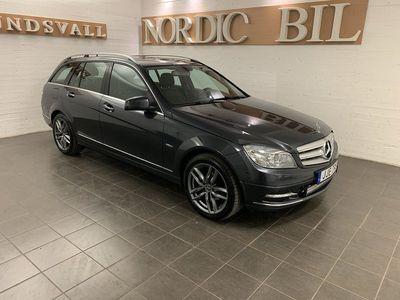 begagnad Mercedes C200 T CDI Automat 136hk -10