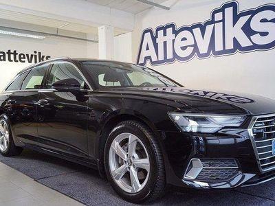 begagnad Audi A6 Avant TDI 204hk Drag Värmare