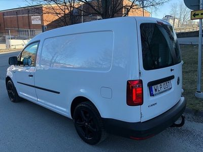 gebraucht VW Caddy Maxi TDi 150 EU6/DSG/INREDNING/MOMS
