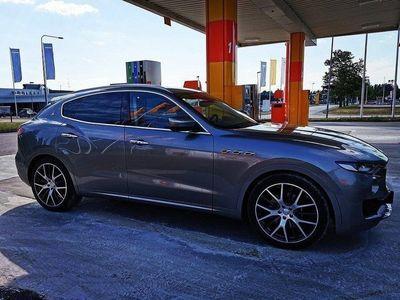 begagnad Maserati Levante Diesel Automat Euro 6 275hk