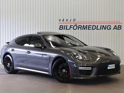 begagnad Porsche Panamera Turbo PDK Sport Chrono 520h 2014, Halvkombi 599 000 kr