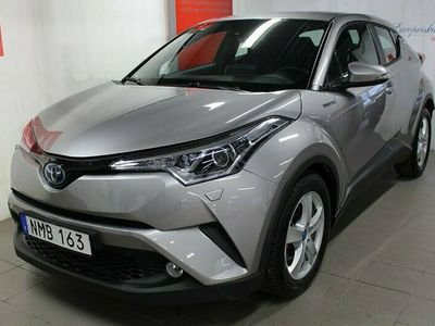 begagnad Toyota C-HR 1.8 HSD / Active / 2765 mil! / TKG garanti