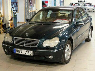 begagnad Mercedes C180 C BenzKompessor Automat 2003, Sedan Pris 17 500 kr