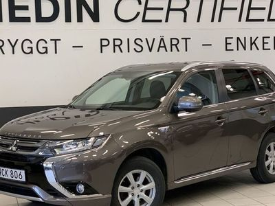 begagnad Mitsubishi Outlander P-HEV AWD Business