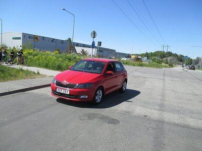 begagnad Skoda Fabia Style TSI 90