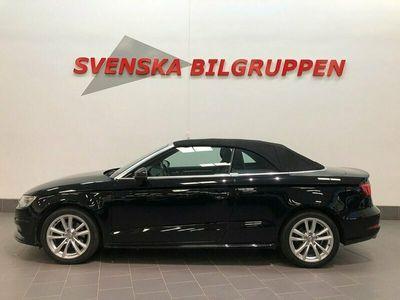 begagnad Audi A3 Cabriolet 1.4 TFSI Aut Eu6 150hk Alcantara