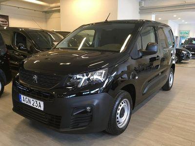 begagnad Peugeot Partner Business 1.5BHDi Drag Värmare 2020, Minibuss 159 900 kr