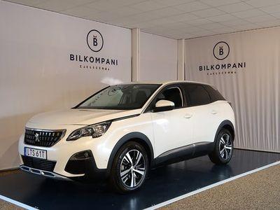 begagnad Peugeot 3008 Allure PT 130 Aut Backkamera mm 2020, SUV 279 900 kr