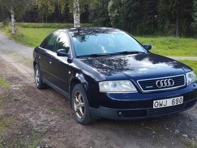begagnad Audi A6 2.8 V6 Quattro -98