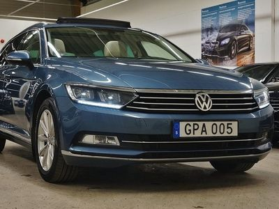 begagnad VW Passat TDI Executive Panorama D-Värmare Drag 190hk