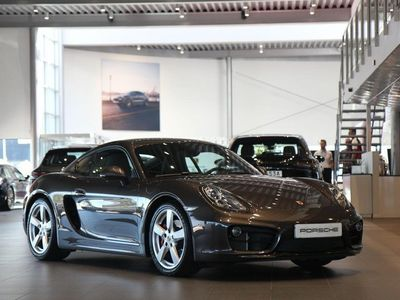 begagnad Porsche Cayman S PDK Sport Chrono 325hk
