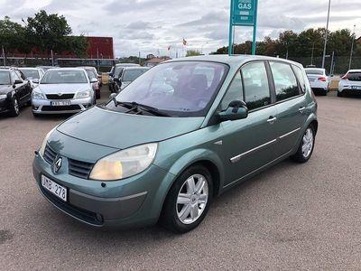 begagnad Renault Scénic 2.0 135hk
