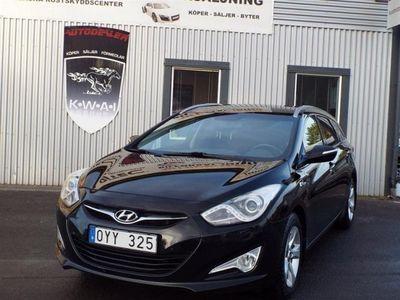 begagnad Hyundai i40 1.7 CRDi Kombi (136hk) Blue drive