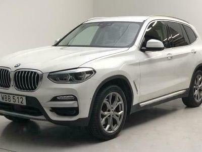 begagnad BMW 340 X3 xDrive20d, G01 2018, SUV Pris000 kr