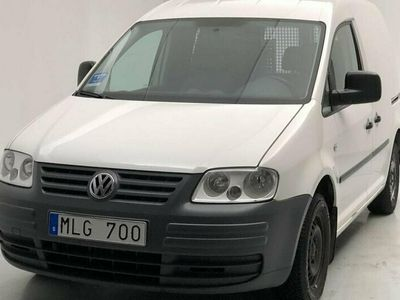 begagnad VW Caddy SKÅP ECO