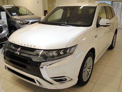 begagnad Mitsubishi Outlander PHEV Business X Köp till vinterhjul och serviceavtal för 9900:-