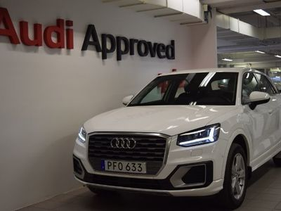 gebraucht Audi Q2 Q22.0 TDI 150HK S-TR Q SPORT