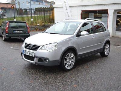 gebraucht VW Polo Cross 1.4 80hk